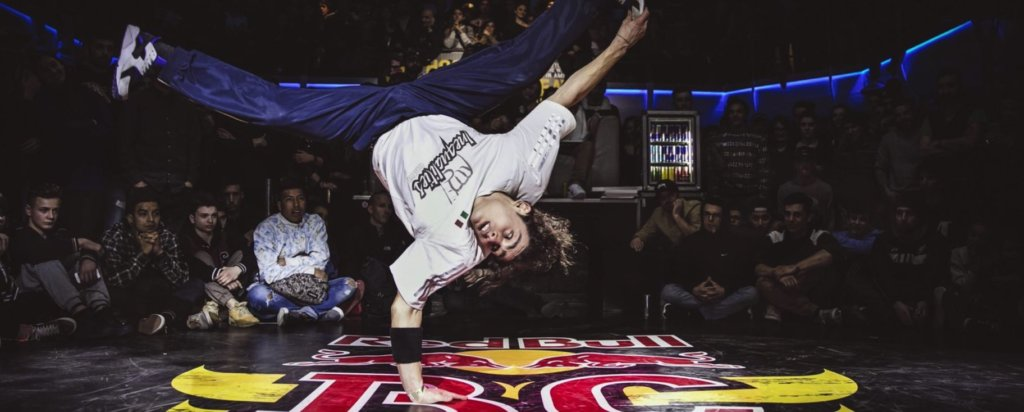 Evento Red Bull BC One